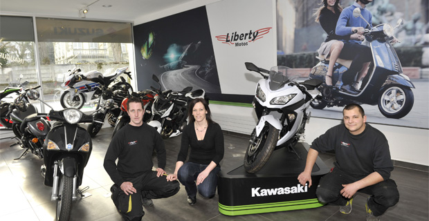 Liberty Motos - Showroom Yverdon