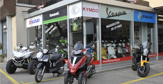 Liberty Motos - Garage Yverdon